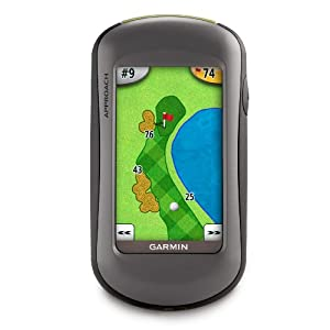 golf gps with map