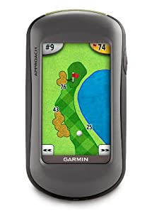 Garmin Approach G5 Waterproof Golf GPS (Discontinued by Manufacturer) by Garmin