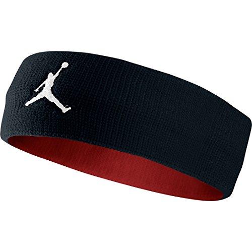 Nike Jordan Jumpman Fascia - Multicolore (Nero/Gym Red/Bianco) - Taglia Unica