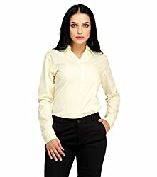 Snoby Formal Shirt in Cream (SBY1040-XL)