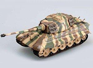 Easy Model 1:72 - Kingtiger Henschel - Schwere Pz.Abt.505, Tank #21 - EM36295