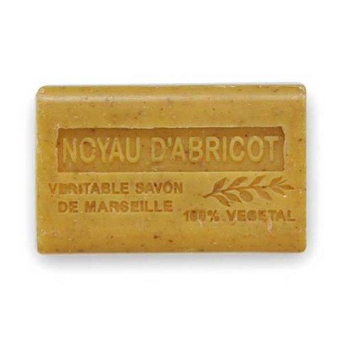 (南仏産マルセイユソープ)SAVON de Marseille アプリコットの香り(SP021)(125g)
