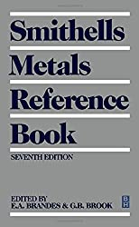 Metals Reference Book (Smithell's Metals Reference Book)