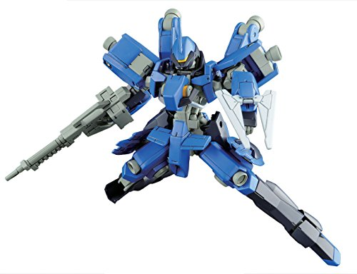 HG 1 / 144 glaze high mobility Commander type (provisional) (of the iron blood Mobile Suit Gundam or fences)