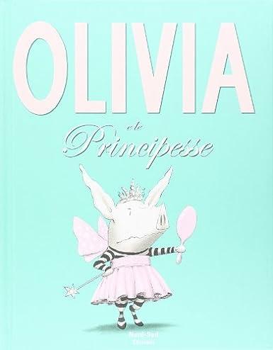 Olivia e le principesse Book Cover