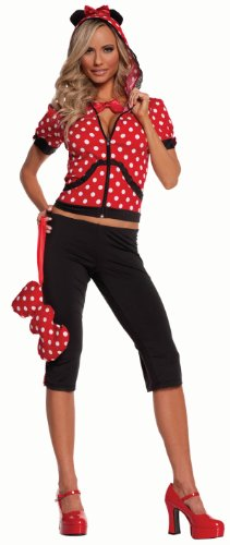 Elegant Moments - Miss Mouse Adult Costume
