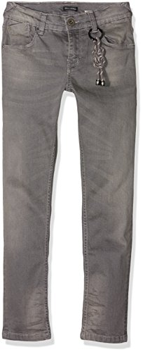 Marc O' Polo Kids Hose, Jeans Bambino, Grau (Dark Grey Denim|Gray 0018), 11 Anni