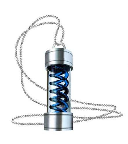バイオハザード6 ペンダント BLUE