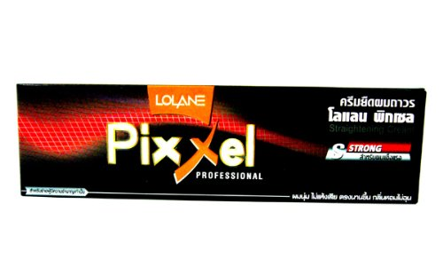 Lolane Pixxel Professional Hair Straightening