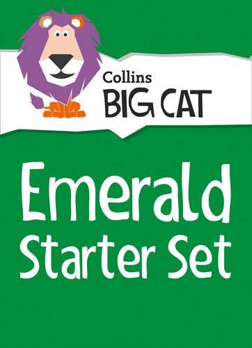 Emerald Starter Set (Collins Big Cat Sets) PDF