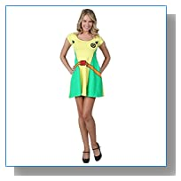 X-Men I Am Rogue Dress X-Large