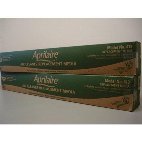 Aprilaire 413 Furnace Filter (2 Pack)