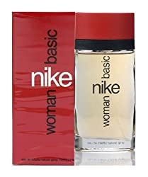 Nike Basic EDT for Women, Red, 75ml