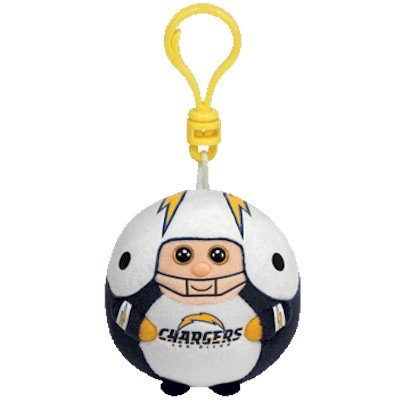 Ty Beanie Ballz San Diego Chargers - Clip at Amazon.com