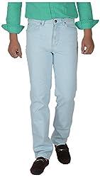 KILLER Men's Regular Fit Jeans (3331 C/F ICE_30, Light Blue, 30)