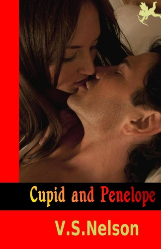 Cupid and Penelope by V.S. Nelson
