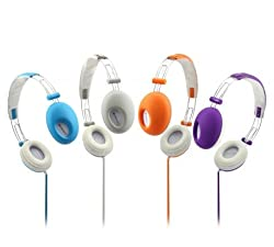 Zebronics Hip Hop Headphone with Call Button (Color May Vary)
