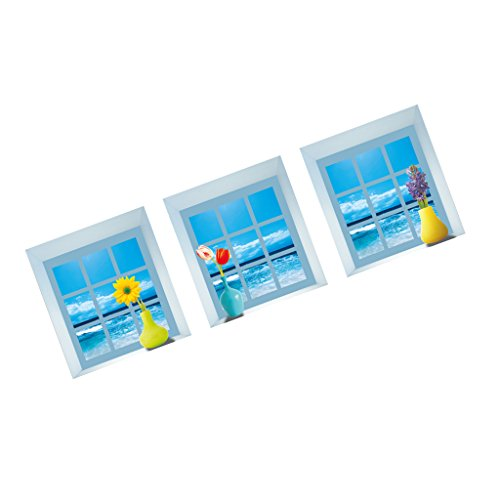 3d-vase-blumen-wandaufkleber-aufkleber-folie-wand-haus-wohnzimmer-deko
