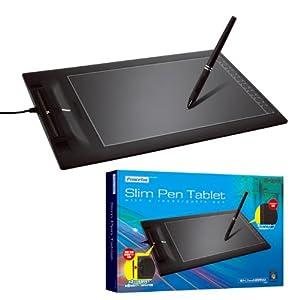 急速充電型ペン採用のスリムペンタブレット「PTB-STRP1」