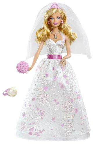 Barbie Bride Barbie Doll - New 2012 Version front-970349