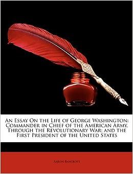 george washington revolutionary war essay