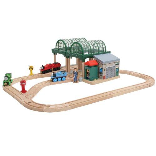 Thomas and Friends - Talking Railway Series Knapford Station