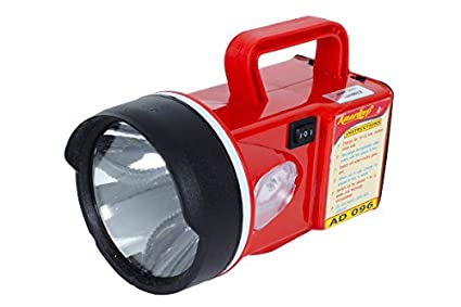 Amardeep AD 096 Torch Emergency Light