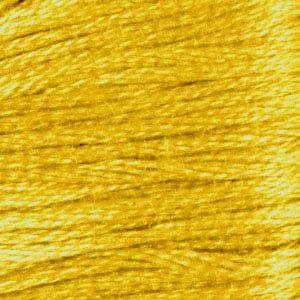 DMC (444) Six Strand Embroidery Cotton 8.7 Yard Dk. Lemon By The Each