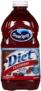 Ocean Spray Diet Cranberry Spray-64 oz