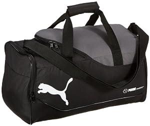 PUMA Fundamentals Sports Duffel Bag 29 Litres black-dark shadow-white Size:S
