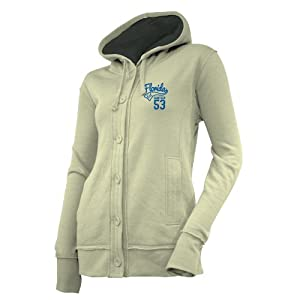 NCAA Florida Gators Ladies Chunky Cable Hoodie by Ouray Sportswear