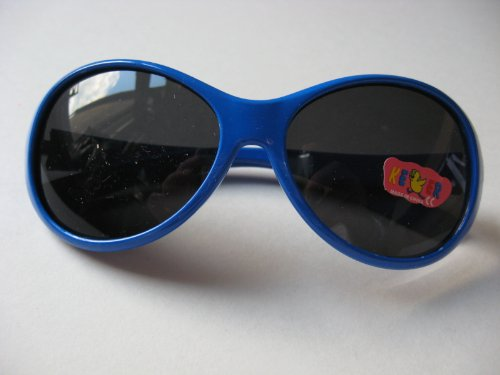Royal Blue Baby Girls Sunglasses