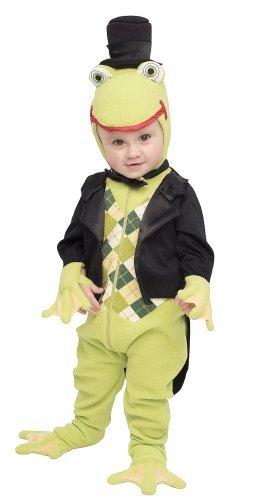 Dancing Frog Snugimals Costume Baby