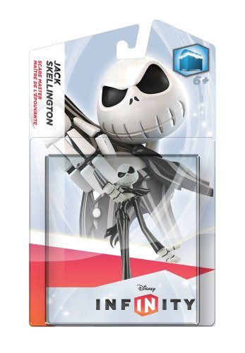 Disney Infinity Figure Jack Skellington back-867345