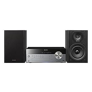 Sony CMT SBT 100B - Micro Hi-Fi System with CD/DAB/FM Radio Tuner