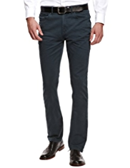 Autograph Brushed Cotton Rich 5 Pocket Trousers