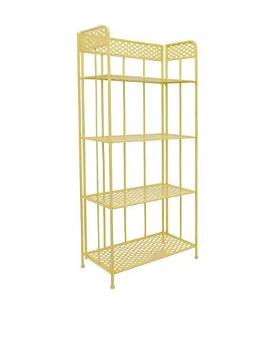 Three Hands Baker Rack, Yellow