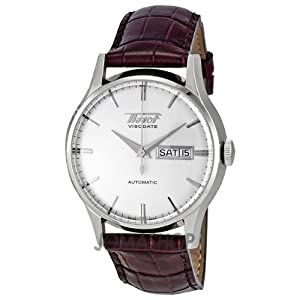 Tissot-Visodate-Automatic-Silver-T0194301603101