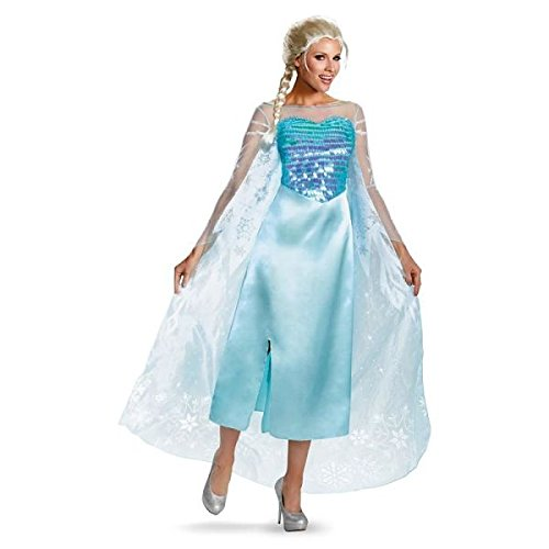 Disguise Women's Disney Frozen Elsa