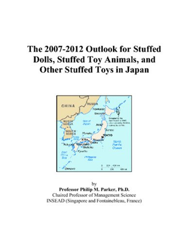 The 2007-2012 Outlook for Stuffed Dolls, Stuffed Toy Animals, and Other Stuffed Toys in Japan