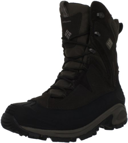 Columbia Men's Snowtrek XTM Snow Boot,Cordovan/Tusk,11 M US