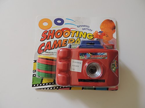 Battery-Operated Shooting Camera