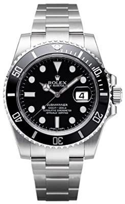 Never Worn Rolex Submariner Mens Watch 116610 by Rolex