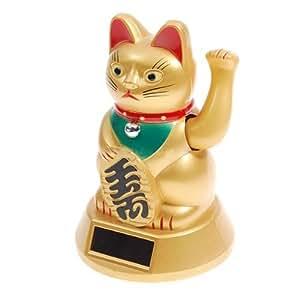 Nodding Cat Toy