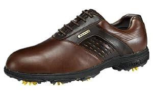 Buy New Mens Etonic Dri-Tech II 2 Golf Shoes BROWN Size 7.5 WIDE - RETAIL $114.99 by Etonic
