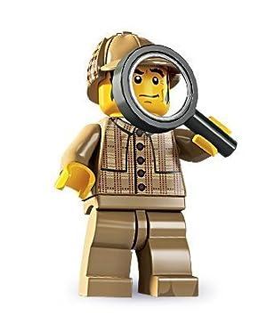 LEGO Figurines à Collectionner: Détective Mini-Figurine (Série 5)