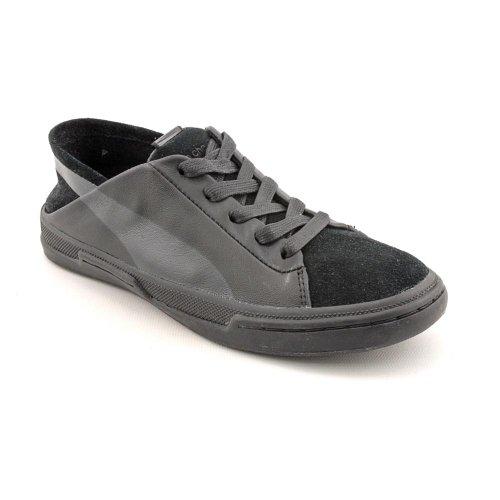 Puma Urban Flyer Fold Uni Sneakers Shoes Black Youth Boys