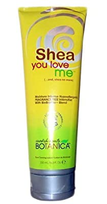 Best Cheap Deal for Swedish Beauty, Shea You Love Me, Tanning Lotion 8.5 Ounce by Swedish Beauty - Free 2 Day Shipping Available