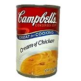 キャンベルスープ(チキン味)