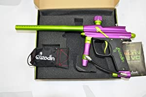 Buy Azodin Blitz Evo Limited Edition Paintball Gun - Alien by Azodin